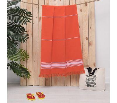 Пляжное полотенце 70* 140 см, фото 2