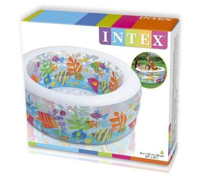 Детский надувной бассейн 58480 Intex, фото 1