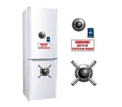 Наклейка для холодильника, фото 1