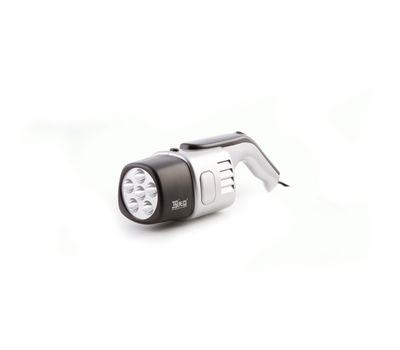 Автомобильный пылесос с LED фонариком V 3118, фото 4