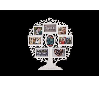 """Фоторамка """"Семейное древо"""" на 8 фото, фото 1"""