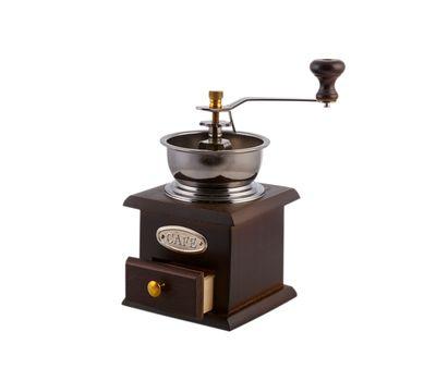 Ручная деревянная кофемолка, фото 1