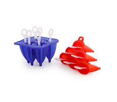 Силиконовая форма для фруктового льда и мороженого, фото 1