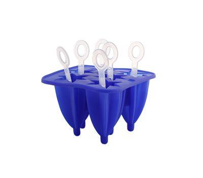 Силиконовая форма для фруктового льда и мороженого, фото 4