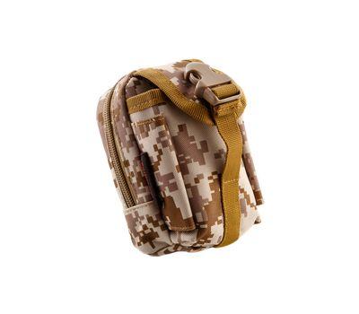 Тактическая поясная сумка 0603, фото 1