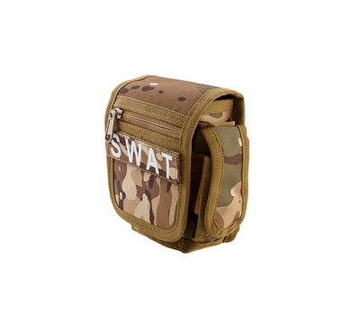 Тактическая поясная сумка W21, фото 1