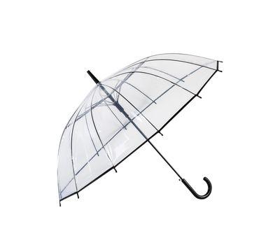 Зонт прозрачный трость, фото 2