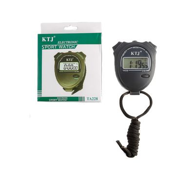 Электронные часы-секундомер для занятия спортом TA228, фото 1
