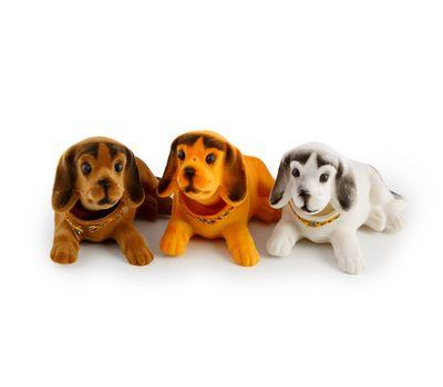 Игрушка на панель авто - Собака, фото 1