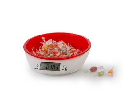 Кухонные весы с чашей до 5 кг, фото 1