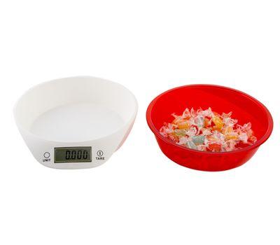 Кухонные весы с чашей до 5 кг, фото 3