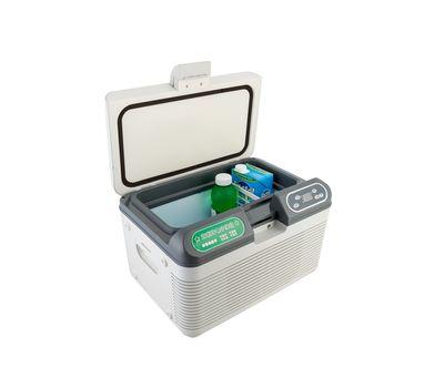 Автомобильный холодильник на 12 л с сенсорным управлением, фото 2