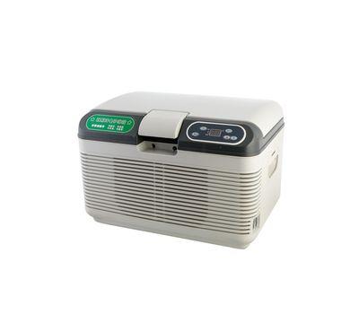 Автомобильный холодильник на 12 л с сенсорным управлением, фото 1