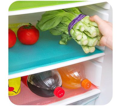 Антибактериальные коврики для холодильника 4 шт, фото 2