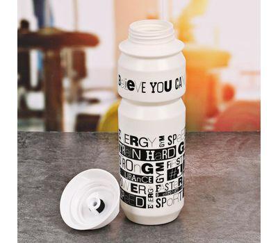 Полезный набор для фитнеса (бутылка для воды, полотенце, блокнот), фото 5