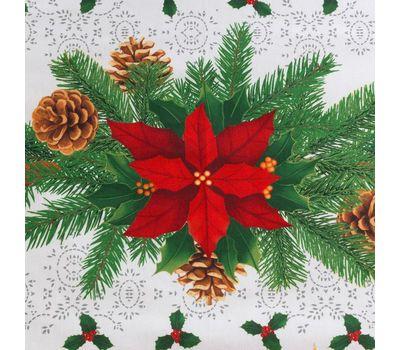 """Дорожка на стол """"Рождественский балл"""" размер 40 х 147 см, фото 4"""