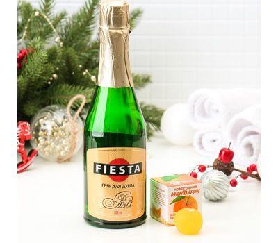 Набор «Новогодний» (Гель для душа Fiesta Asti, 500 мл + Мыло, 140 г), фото 1