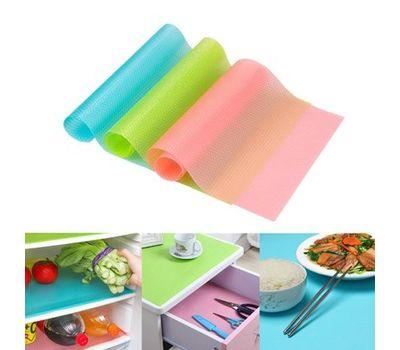 Антибактериальные коврики для холодильника 4 шт, фото 1