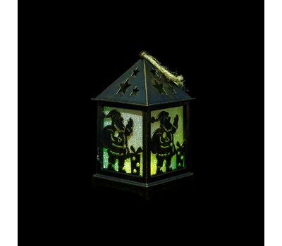 Новогодний светильник-домик, фото 3