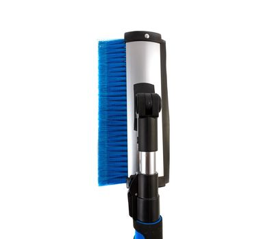 Автомобильная щетка-скребок с телескопической ручкой, фото 2