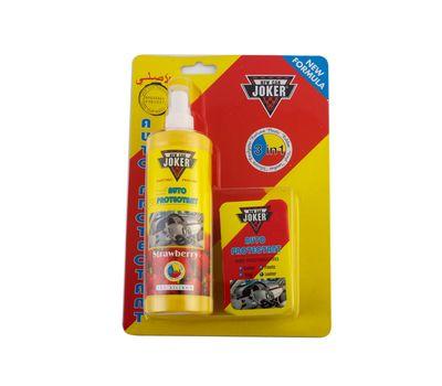 Защитное средство-полироль для авто «Joker», фото 1