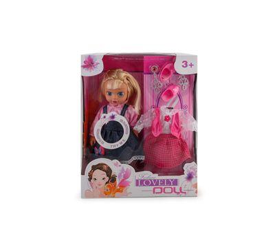 Кукла с одеждой и аксессуарами, фото 1