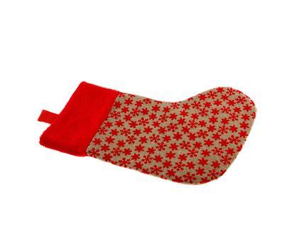 Новогодний носок для подарков, фото 1