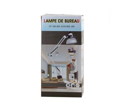 Лампа настольная на креплении 60W, фото 1