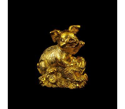 Золотые новогодние статуэтки «На удачу», фото 3