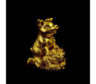 Золотые новогодние статуэтки «На удачу», фото 4