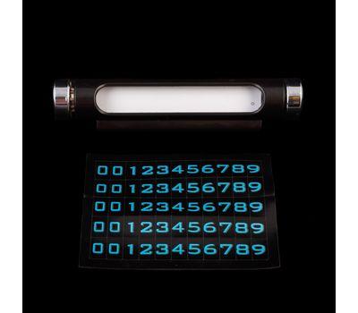 Табличка для номера телефона автомобильная TPCZ02, фото 2