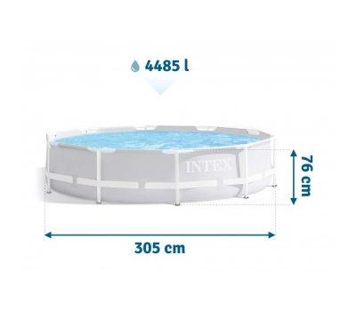 Каркасный бассейн Intex 26700, фото 1