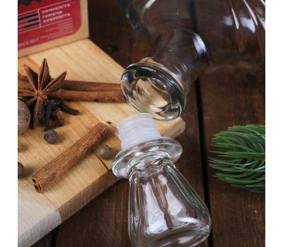 """Набор для приготовления напитка, сделай сам """"Глинтвейн"""", штоф 500 мл, специи, инструкция, фото 2"""