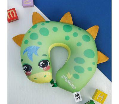 Подголовник антистресс детский «Динозаврик», фото 1