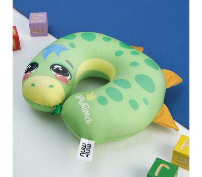 Подголовник антистресс детский «Динозаврик», фото 3