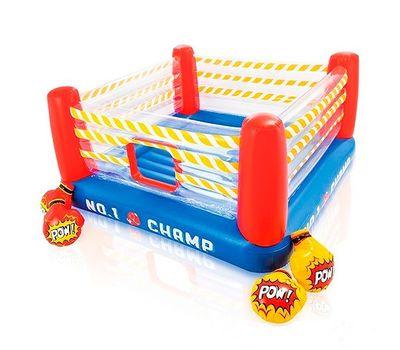 Надувной игровой центр-батут «Боксерский ринг» Intex 48250, фото 1