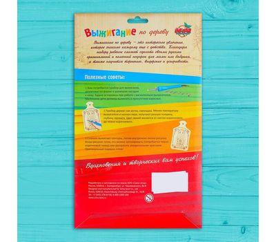 Доска для выжигания и росписи по дереву «Матрешка», фото 3