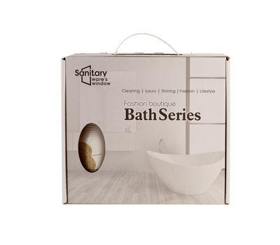 Набор аксессуаров для ванной комнаты (4 предмета), фото 2