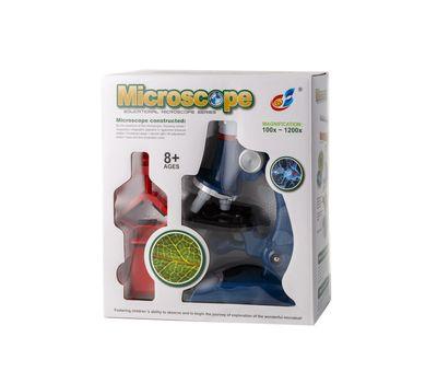 Микроскоп пластиковый 100-1200X, фото 1