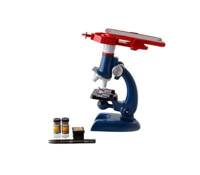Микроскоп пластиковый 100-1200X, фото 3