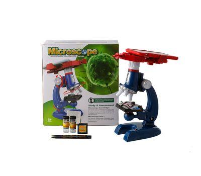 Микроскоп пластиковый 100-1200X, фото 2