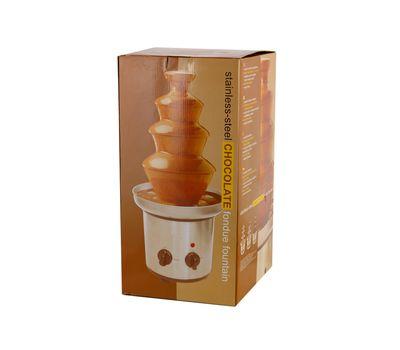 Шоколадный фонтан на 4 яруса, фото 2