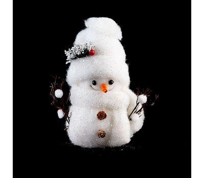 """Игрушка под елку """"Снеговик"""", фото 1"""