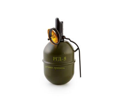 Пепельница-зажигалка в виде ручной гранаты РГД-5, фото 1