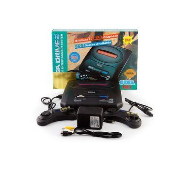 Игровая приставка телевизионная Sega Mega Drive 2, фото 1
