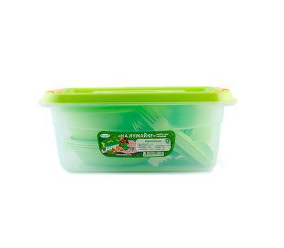"""Набор посуды для пикника """" На лужайке"""", фото 3"""