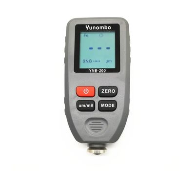 Профессиональный толщиномер лакокрасочных покрытий YNB-200, фото 1