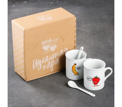 Подарочный кофейный набор «Одна тут?», фото 2