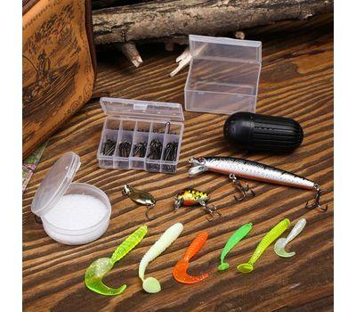 Подарочный набор рыболовных принадлежностей 13 предметов, фото 2