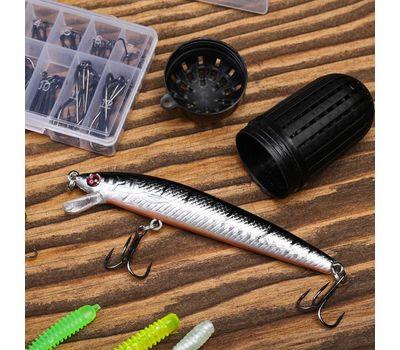 Подарочный набор рыболовных принадлежностей 13 предметов, фото 3